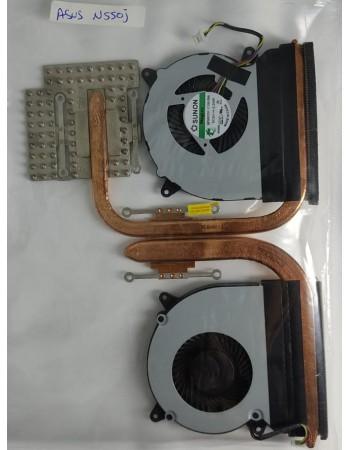 ASUS N550J CPU FAN